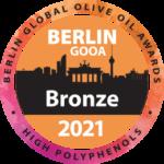 BERLIN BRONZE HIGH POLYPHENOLS 2021